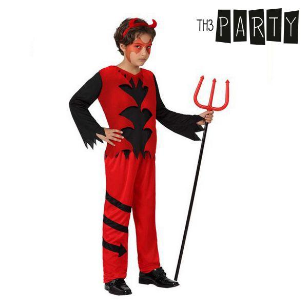 Costume per Bambini Th3 Party Demonio Taglia:10-12 Anni Th3 Party