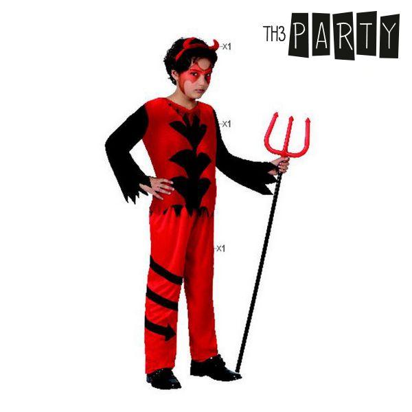 Costume per Bambini Th3 Party Demonio Taglia:10-12 Anni S1101187