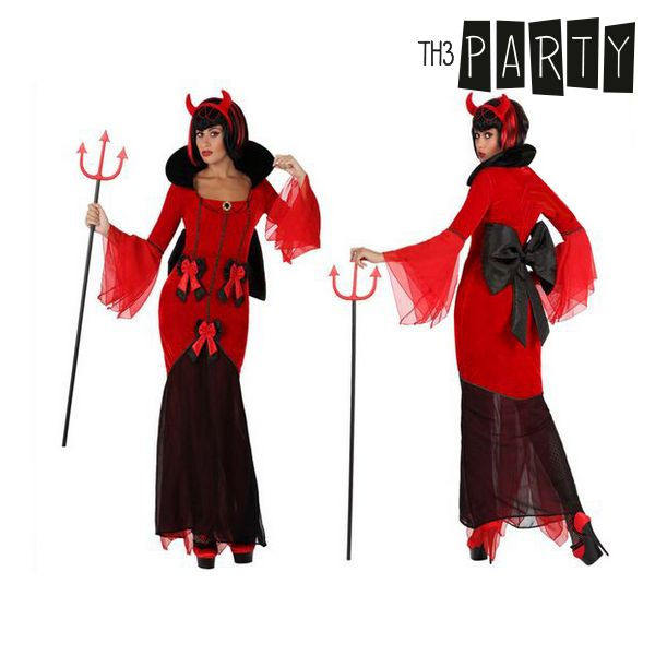 Costume per Adulti Th3 Party Diavolo donna Taglia:M/L Th3 Party