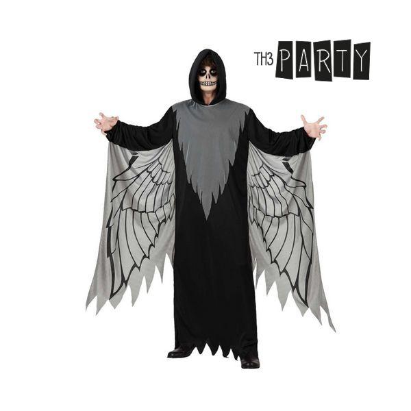 Felnőtt Jelmez Th3 Party 9354 Fekete angyal