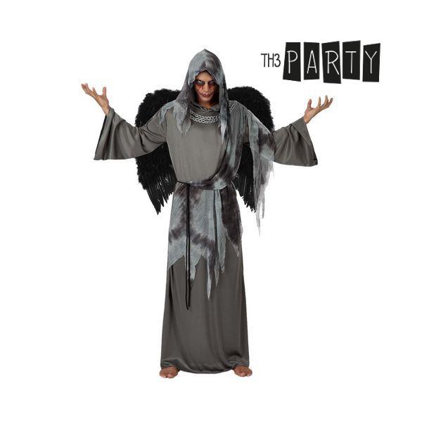 Felnőtt Jelmez Th3 Party 9361 Fekete angyal