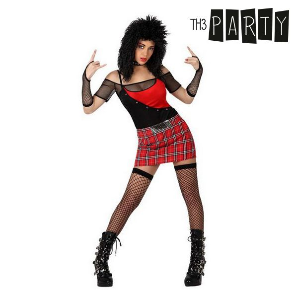 Costume per Adulti Th3 Party Punk Taglia:XL Th3 Party