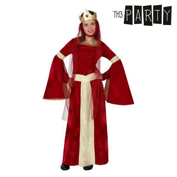 Gyerek Jelmez Th3 Party Középkori hölgy