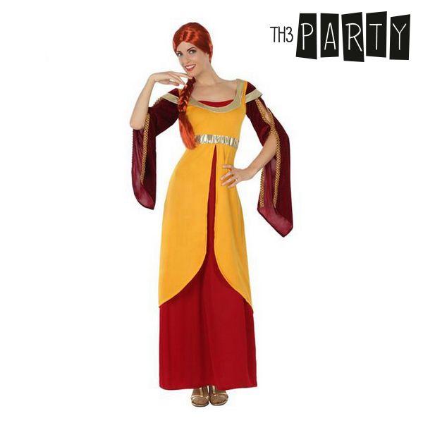 Felnőtt Jelmez Th3 Party Középkori hölgy