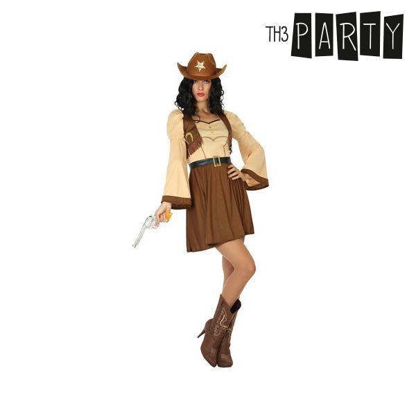 Felnőtt Jelmez Th3 Party Cowgirl