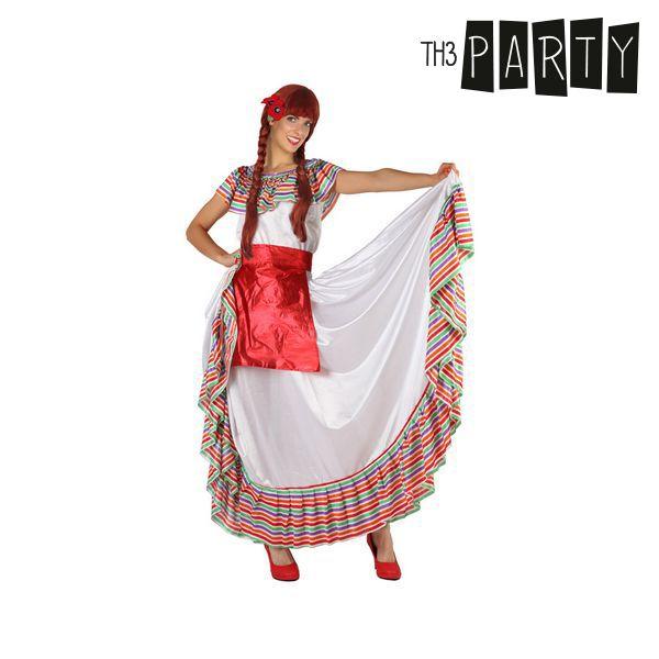 Felnőtt Jelmez Th3 Party Mexikói nő