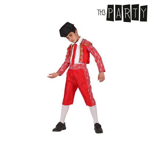 Gyerek Jelmez Th3 Party Torreádor Piros