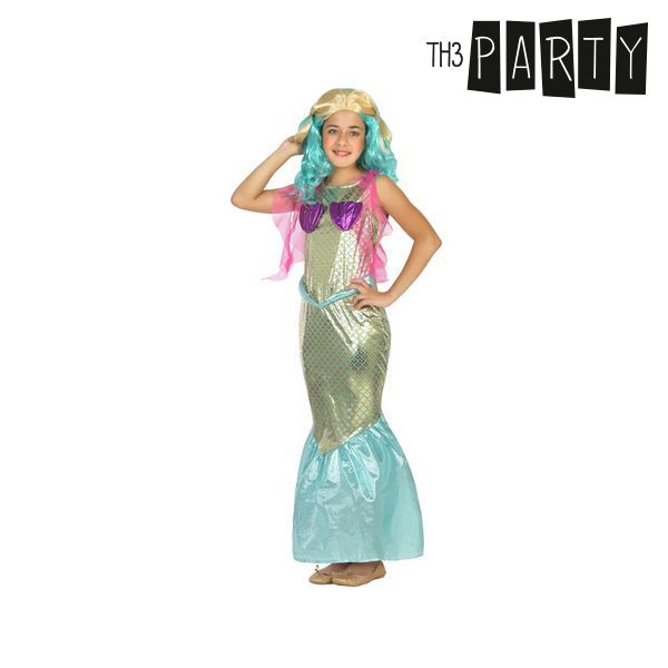 Gyerek Jelmez Th3 Party Sirena