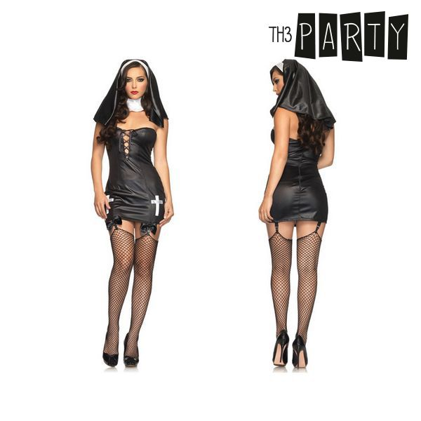 Costume per Adulti Th3 Party Suora sexy Taglia:M/L Th3 Party