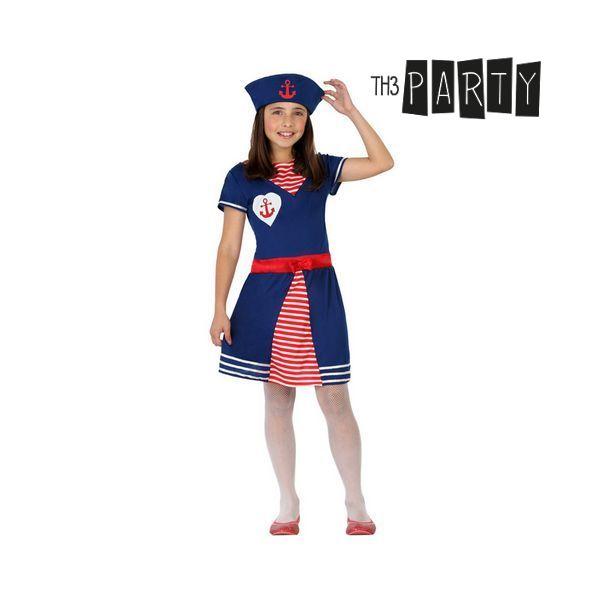 Gyerek Jelmez Th3 Party Tengerésznő