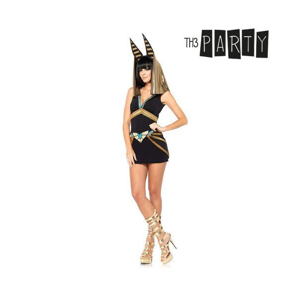 S1103800Costume per Adulti Th3 Party Dea anubi Taglia:M/LTh3 Party