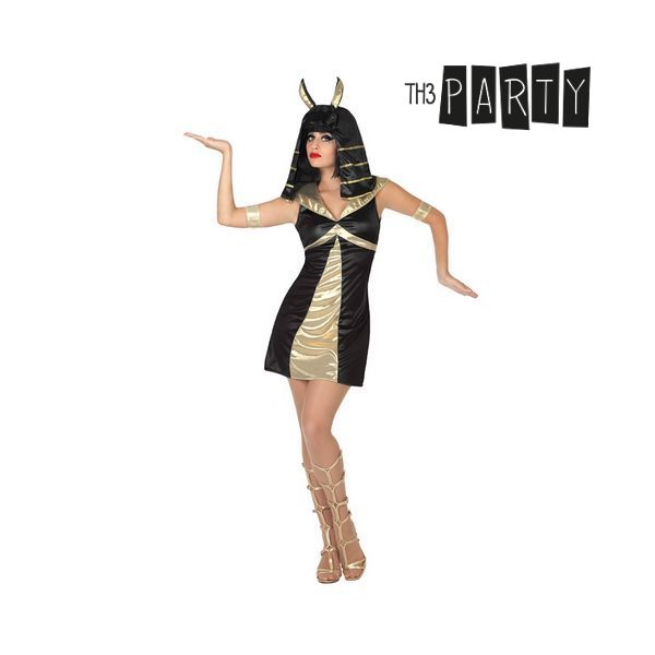 S1103879Costume per Adulti Th3 Party Dea egizia Taglia:XS/STh3 Party