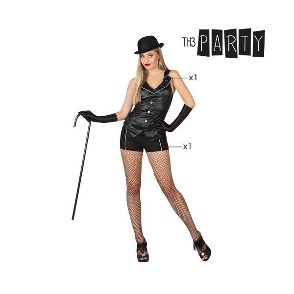 Costume per Adulti Th3 Party Showgirl Taglia:XL S1104003