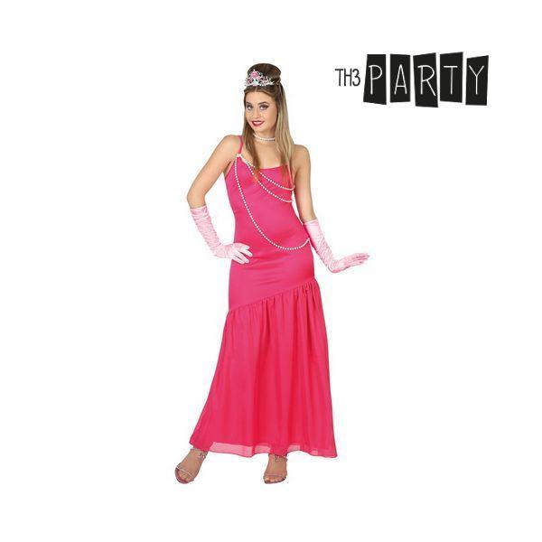 Felnőtt Jelmez Th3 Party Dáma Rózsaszín