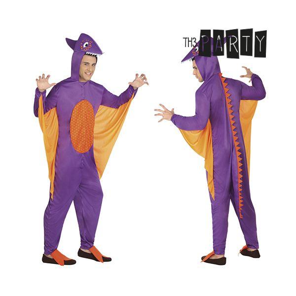 Costume per Adulti Th3 Party Dinosauro Taglia:M/L