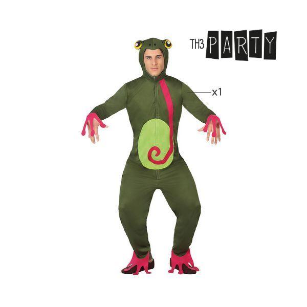 Costume per Adulti Th3 Party Rana Taglia:XL