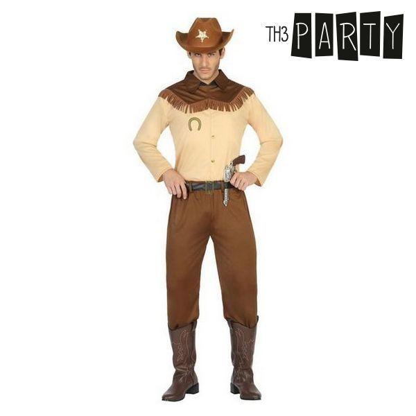 Felnőtt Jelmez Th3 Party Cowboy