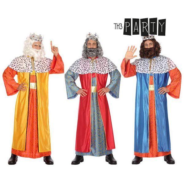 Felnőtt Jelmez Th3 Party 1354 Menyhért szerecsen király