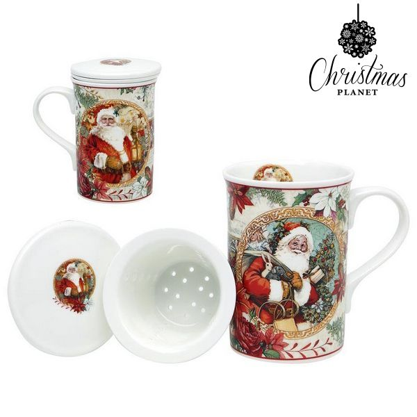 Csésze Dobozzal Christmas Planet 4230 Télapó
