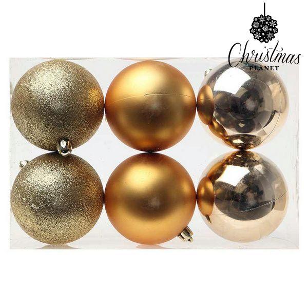Karácsonyi díszek Christmas Planet 7933 8 cm (6 uds) Dirado