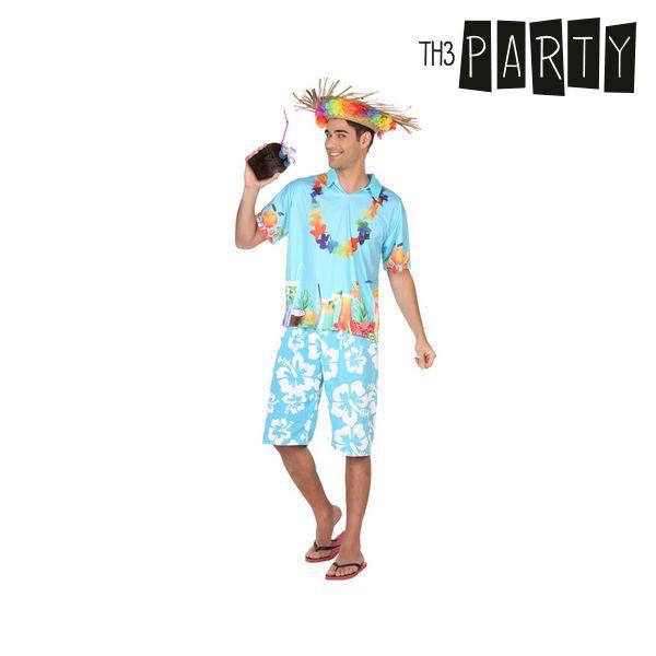 Felnőtt Jelmez Th3 Party Hawaii férfi