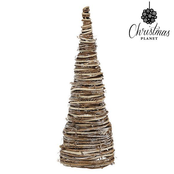 Karácsonyfa Christmas Planet 4021 38 cm Fa Barna