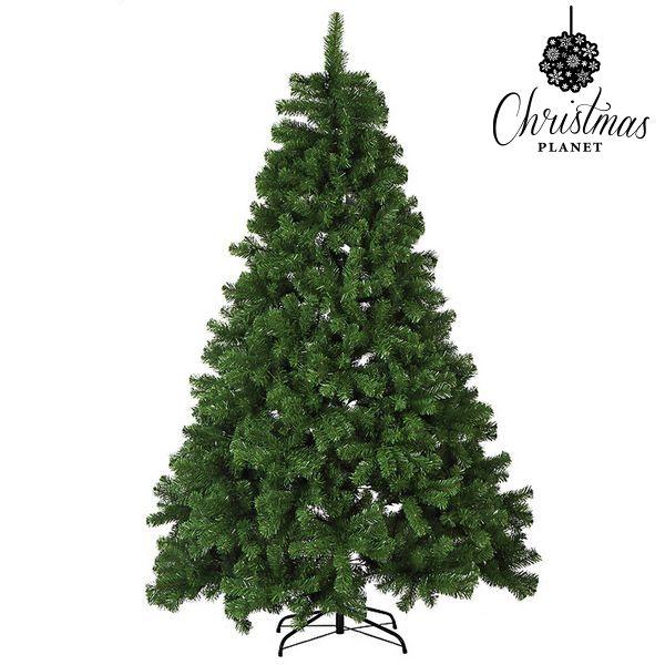 Karácsonyfa Christmas Planet 6795 210 cm Zöld