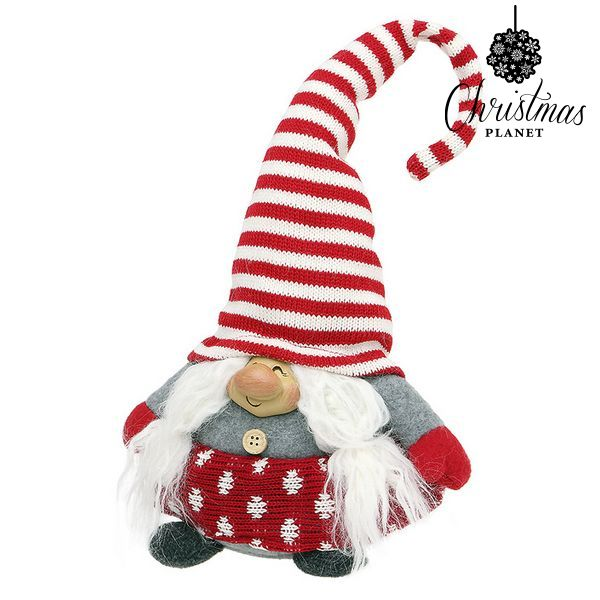 Törpe Lány Christmas Planet 8805 Karácsony Piros