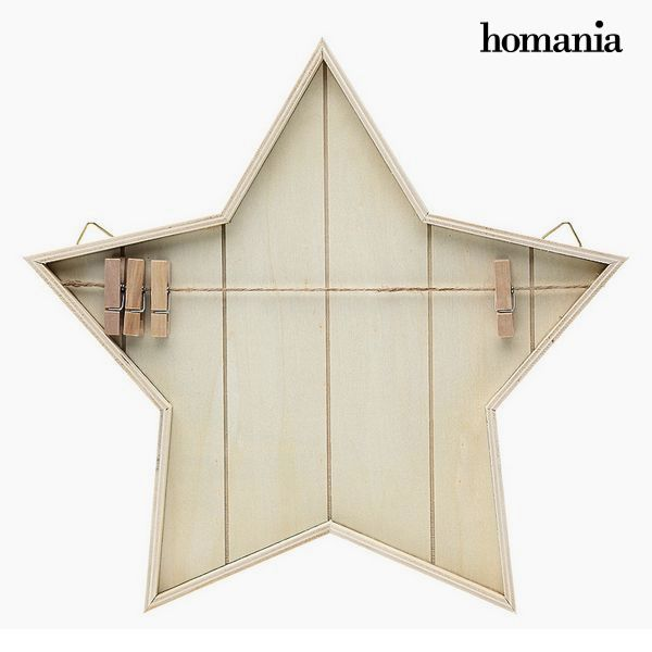 Csillag Homania 4240 Dekoratív Fehér