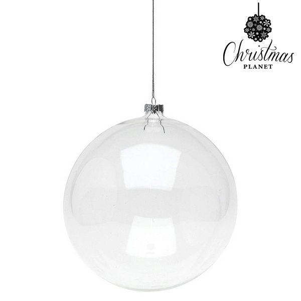 Karácsonyi dísz Christmas Planet 8811 15 cm Kristály