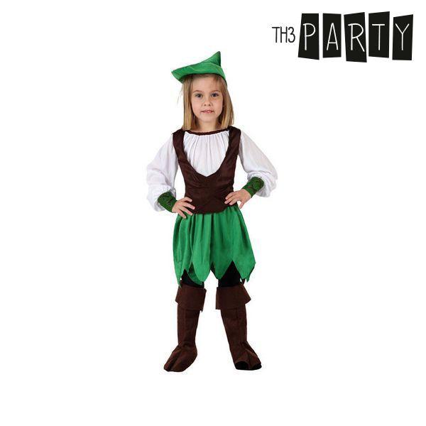 Gyerek Jelmez Th3 Party Erdei lány