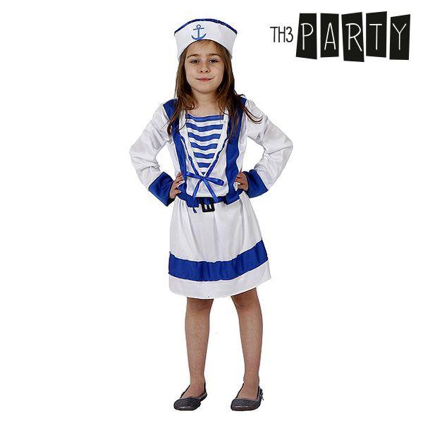 Gyerek Jelmez Th3 Party 6638 Tengerésznő