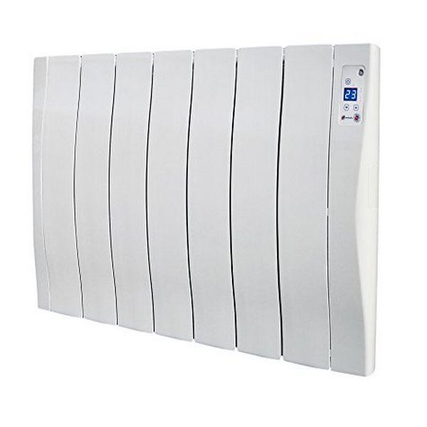 Digitális Száraz Hősugárzó (7 elem) Haverland WI7 1000W Fehér