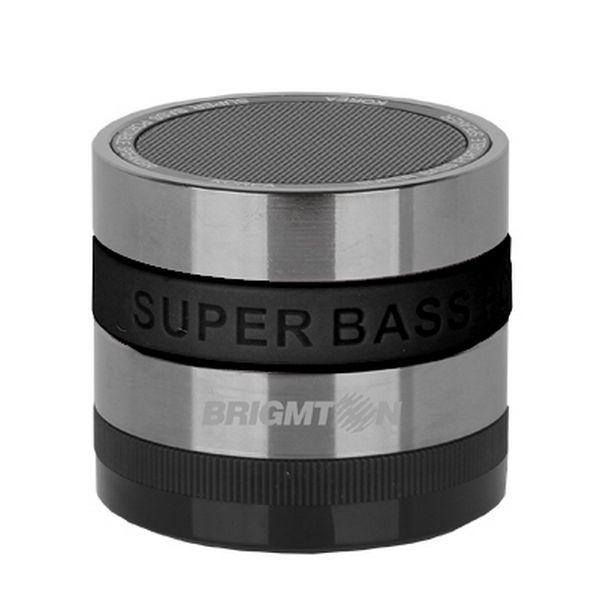 Altoparlanti Bluetooth Portatile BRIGMTON BAMP-606 3W 8425081013848  02_S0402365