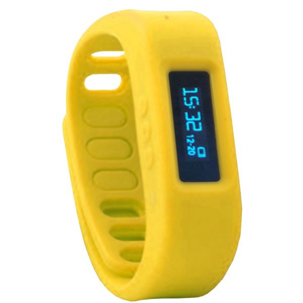 Pulsera de Actividad BRIGMTON BSPORT-10 Bluetooth 31g Amarillo
