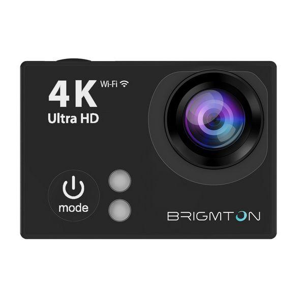 "Športna Kamera BRIGMTON BSC-9HD4K 2"" Full HD 4K Wifi"