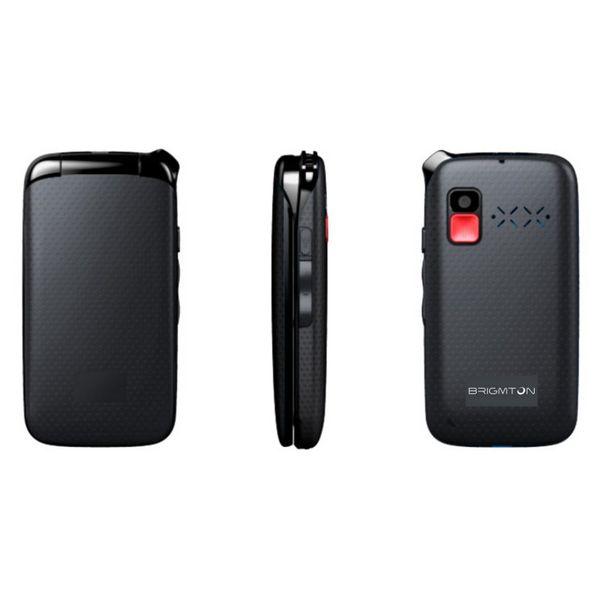 "Mobilni Telefon BRIGMTON BTM-3 2.4"" 3 Mpx SOS Bluetooth"