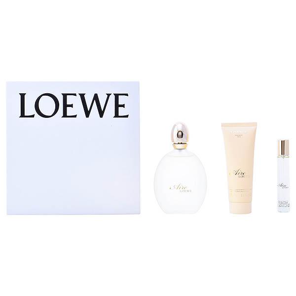 Női Parfüm Szett Aire Loewe (3 pcs)