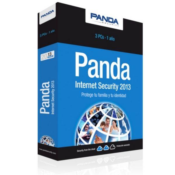 Antivirus Panda Internet Security 2013