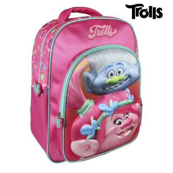 3D Iskolatáska Trolls 8171