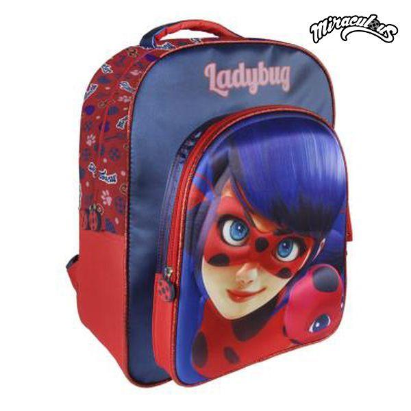 3D Iskolatáska Lady Bug 8195