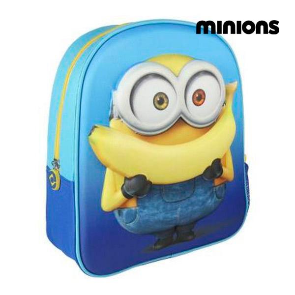 3D Gyerek Hátizsák Minions 8256