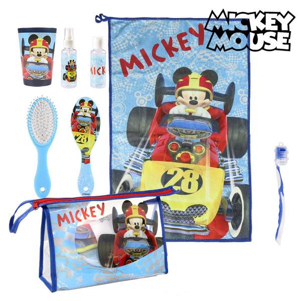 Toaletna torbica z dodatki Mickey Mouse 8768 (7 pcs)