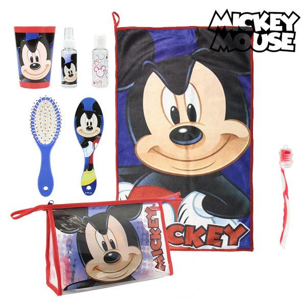 Neszesszer kiegészítőkkel Mickey Mouse 8782 (7 pcs)