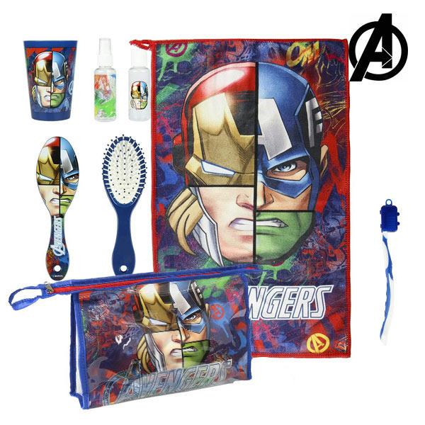 Neszesszer kiegészítőkkel The Avengers 8836 (7 pcs)
