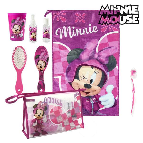 Neszesszer kiegészítőkkel Minnie Mouse 8850 (7 pcs)
