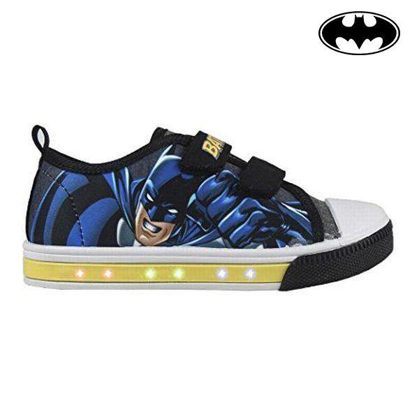 Lezser cipő LED világítással Batman 3656 (31 méret)