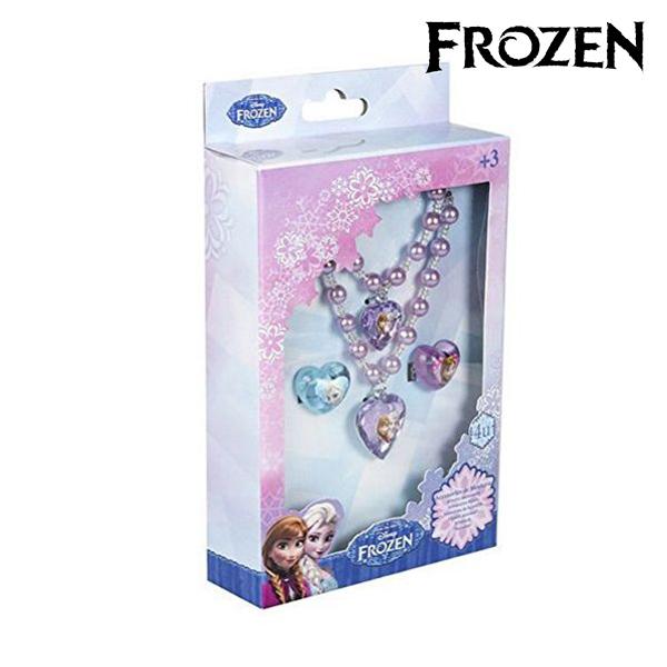 Komplet za izdelavo nakita (4 pcs) Frozen 76757