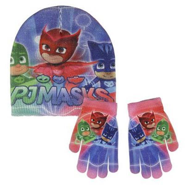 Sapka és Kesztyű PJ Masks