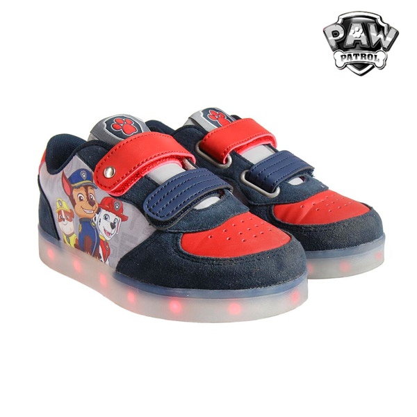 LED sportcipő The Paw Patrol 8518 Navy (29 méret)